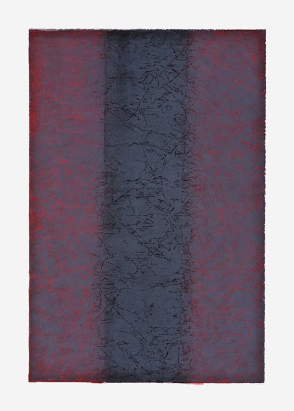 Black Red Column